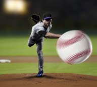 Baseball Pitching Hypnosis
